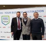 Представники САМГАЗ взяли участь в Інвестиційному форумі Києва.