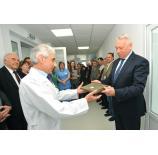 """""""САМГАЗ"""" оказал благотворительную помощь центральной городской больнице г. Ровно"""