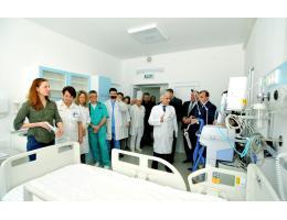 Самгаз подарував медзакладу сучасне лікарняне обладнання