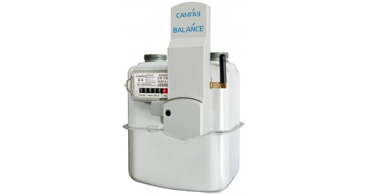 Smart module Samgas – GPRS